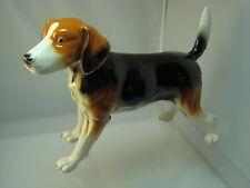 Porzellanfigur Hund Porzellan Jagdhund