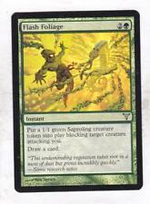 Magic: MTG: Dissension: Foil: Flash Foliage