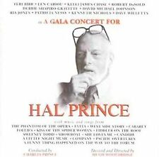 Gala Concert for Hal Prince 1996 Ex-library . Disc Only/No Case