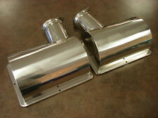 Ferrari F430 430 Coupe Spider 05-09 T304 S.S. Polished Air Intake Box Boxes