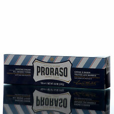 Rasiercreme shaving cream Linea Blu Aloe & Vitamin E Proraso  (3,93 EUR/100ml)
