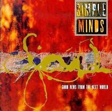 Good News from the Next World by Simple Minds (CD, Feb-1995) Brand New Sealed