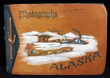 WWII United States Army E.M. Photo Album from Alaska