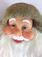 Weihnachtsmann-Deko-Weihnachten-Santa Claus-Knecht Ruprecht-Christmas-Nikolaus