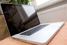 Apple MacBook Pro 2009 * 15 Zoll HD * 500GB SSD neu* 8GB RAM * GeForce * DVD RW