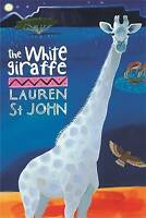 The White Giraffe by Lauren St John, Acceptable Used Book (Paperback) FREE & FAS