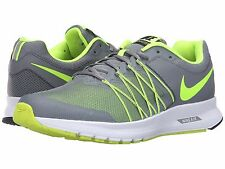 Men's Nike Air Relentless Running Sneakers Cool Grey/Volt/White Men's Size 7 1/2