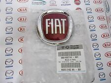 Genuine Fiat 500 2008-2016 Front Bumper Badge Emblem 51932710