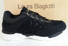 LAURA BIAGIOTTI SNEAKERS  shoes woman scarpa donna n. 35 coll. Prim/estate 2017