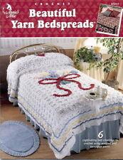 Annie's Attic beautiful yarn bedspreads, 872317 pattern. PRINTED