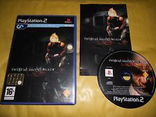 PS2 GAME: TWISTED METAL: BLACK ONLINE-SONY PLAYSTATION-Gioco-Games-Pal-ITALIANO