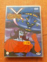 Groizer X vol. 4 - Dynit * DVD NUOVO!  BLISTERATO!