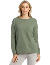 Chloe & Lola Cotton Rich Terry Pullover Sweatshirt