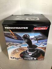 THRUSTMASTER T-Flight stick X USB Joystick PC & PS3 Playstation 3 Game Controler