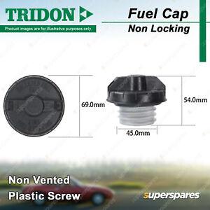 Tridon Non Locking Fuel Cap for Holden Monaro Statesman Commodore VN VZ VR VT VY