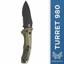 Benchmade Turret 980Sbk First Production 430 of 1200
