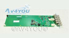 Evertz 7700DA-AESU Auto Equalizing Unbalanced AES/EBU Distribution Amplifier 1x5
