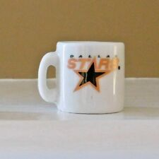 DALLAS STARS MINI MUG 1.25'' High Porcelain