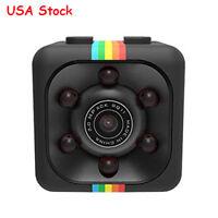 Mini Spy Hidden Camera SQ11 1080P Portable HD Night Camcorder Camera Recorder