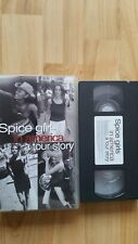 Spice Girls in America. A tour story VHS/PAL video. Brand new. Sealed.