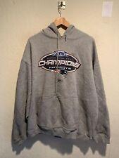 New England Patriots Super Bowl XXXIX Champions Hoodie Sweatshirt 2XL-3XL Reebok