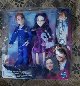 Disney Descendants 3 Royal Couple Engagement  PACKAGE DISTRESSED