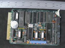 TENCOR 086045 PCB ASSY, CPU-9, SECSII, REQUIRES EPROMS