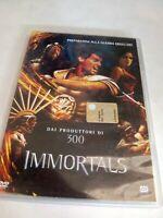 DVD IMMORTALS PREPARATEVI ALLA GUERRA DEGLI DEI