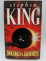 Dolores Claiborne Stephen King 1993 New English Library edition Rare