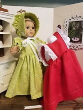 Doll cloths for the American girl doll or 18 inch doll. Handmade
