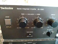 Stereo Vollverstärker TECHNICS SU-V650 Amplifier