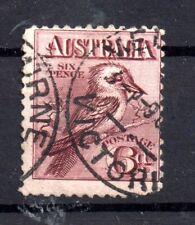 Australia 1914 6d Kookaburra fine used SG19 WS15888