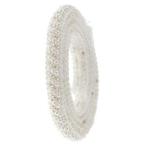 Bellissima Cintura con Perline per Cucire Nastro Decorativo per Cucire Accessori