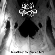 Grue-Casualty of the Pyschic War CD NEW SEALED BLACK METAL