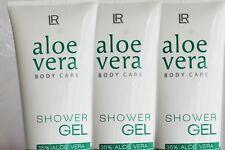 LR 3 Aloe Vera Vitalisierendes Duschgel Shower Gel 35% Aloe Vera