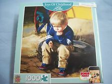 "Masterpieces Joys of Childhood Dreams ""The Thinker"" 1000pc Puzzle"