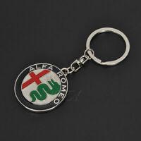Portachiavi Alfa Romeo 40mm keychain Mito Giulietta 147 159 Giulia Brera 4C 156