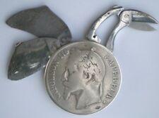 couteau ancien onglier,coupe ongles, ELOI PERNET  NAPOLÉON .1867 avec étui