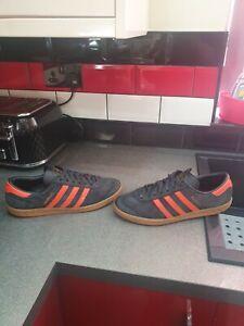 Adidas Hamburg Trainers Size Uk 10