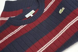 Men Lacoste JumperChunky Warm Wool Devanlay Relaxed Fit 3 S XNA310