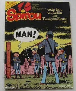 JOURNAL SPIROU N°2265 avec le mini album 1981 Bon Etat