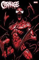 CARNAGE BLACK WHITE AND BLOOD #1 INHYUK LEE VARIANT NM SPIDER-MAN VENOM KNULL