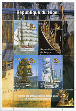 9264880 Shop For Cheap Niger 193-199 complete Issue Unmounted Mint / Never Hinged 1968 Bird