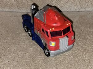 2006 Hasbro Transformers Robots In Disguise RID Voyager Class Optimus Prime Rare