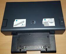 HP Compaq Docking Station Port Replicator 413628-001 HSTNN-IX02 409455-001 EN489