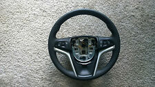 2012-2015 Chevy Camaro Steering Wheel with Cruise Control and Radio Buttons