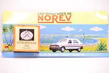 Citroen visa police 1982 norev 1/43 new in box