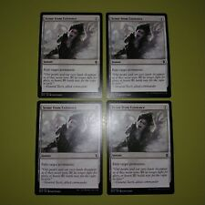 Scour from Existence x4 Battle for Zendikar 4x Playset Magic the Gathering MTG