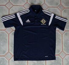 northern ireland national football team t-shirt official Adidas size M