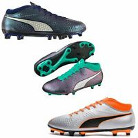 Puma ONE 4 FG Firm Ground Football Boots Mens Soccer Shoes Cleats